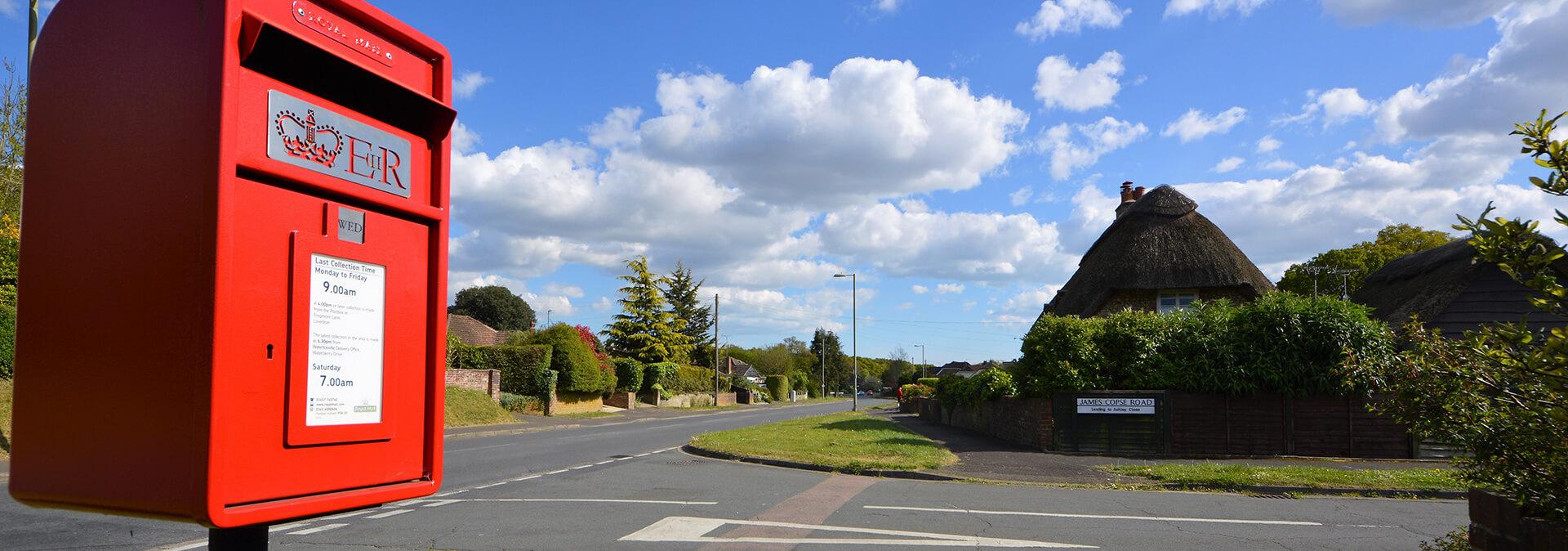 James Copse Road